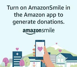 Amazon Smile App.