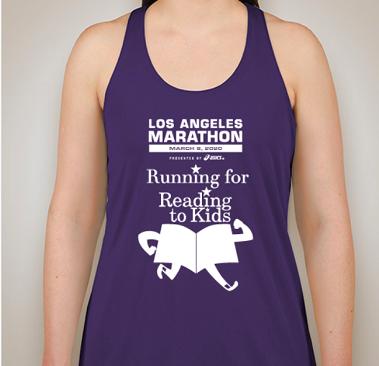 2020 runner's shirts