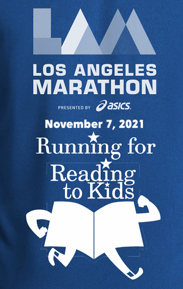 Front of runner shirts