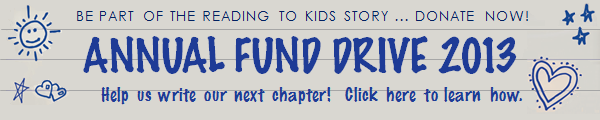 Help us write our next chapter! Participate in the 2013 Annual Fund Drive!