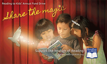 Reading to Kids Annual Fund Drive