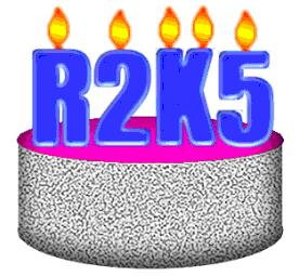 Reading to Kids Turns Five!