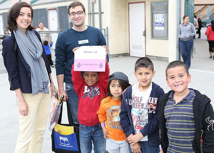 Volunteers needed at Reading to Kids