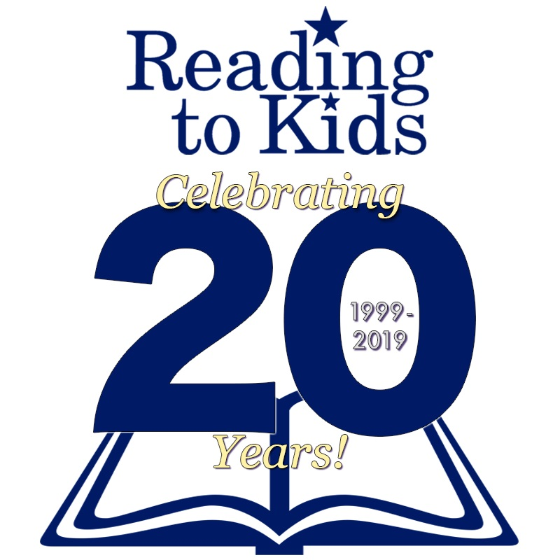 Reading to Kids 20th Anniversary Celebration