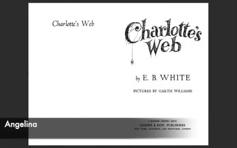 Charlotte's Web video image