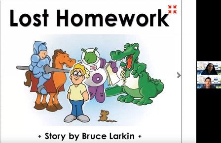 Lost Homework video image