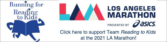 Support Team Reading to Kids at the 2021 LA Marathon!